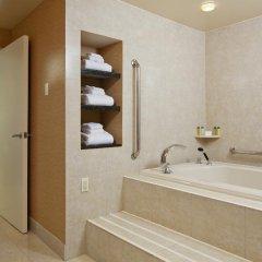 Отель DoubleTree by Hilton Bethesda - Washington D.C. США, Бетесда - отзывы, цены и фото номеров - забронировать отель DoubleTree by Hilton Bethesda - Washington D.C. онлайн ванная фото 2