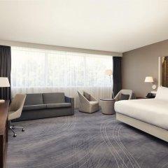 DoubleTree by Hilton Hotel Wroclaw 5* Полулюкс с различными типами кроватей фото 3