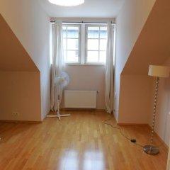 Апартаменты Bredovský dvůr Apartment сейф в номере