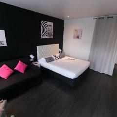 IDEAL HOTEL DESIGN 3* Стандартный семейный номер разные типы кроватей фото 10