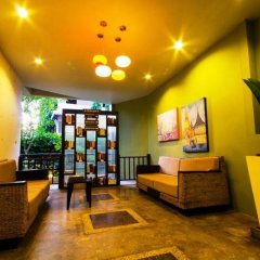 Отель Anyavee Ban Ao Nang Resort спа