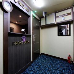 Hotel Myeongdong Сеул интерьер отеля фото 2