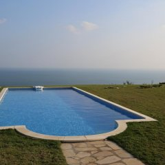 Отель BlackSeaRama Private Villa 102 Болгария, Балчик - отзывы, цены и фото номеров - забронировать отель BlackSeaRama Private Villa 102 онлайн бассейн фото 2
