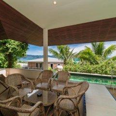 Отель 3 Bedroom Sea View Villa - Plai Laem (APS3) Таиланд, Самуи - отзывы, цены и фото номеров - забронировать отель 3 Bedroom Sea View Villa - Plai Laem (APS3) онлайн балкон