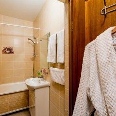 Лондон Сити Отель ванная