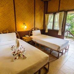 Отель Coco Palm Beach Resort 3* Бунгало с различными типами кроватей фото 4