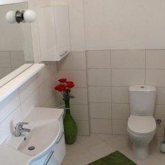 Отель Mindaugo Apartment 23A Литва, Вильнюс - отзывы, цены и фото номеров - забронировать отель Mindaugo Apartment 23A онлайн ванная фото 2