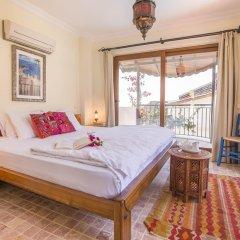 Отель Villa Tera Mare Калкан комната для гостей фото 5