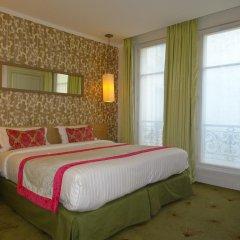Le Marceau Bastille Hotel 4* Улучшенный номер с различными типами кроватей фото 8