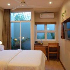 Отель Maakanaa Lodge 3* Номер Делюкс с различными типами кроватей фото 10