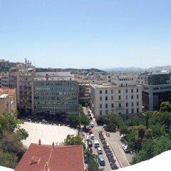 Отель Athens Center Panoramic Flats Улучшенные апартаменты фото 12
