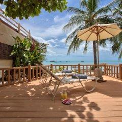 Отель Crystal Bay Beach Resort 3* Номер Делюкс с различными типами кроватей фото 9
