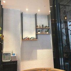 Paco Hotel Guangzhou Gangding Metro Branch интерьер отеля
