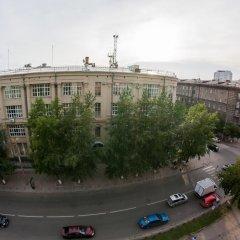 Гостиница Центральная парковка