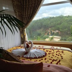 Отель Zen Valley Dalat Бунгало Делюкс