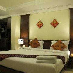 Отель Siwalai City Place Pattaya Стандартный номер фото 2