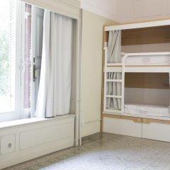 Отель Factory Gardens Кровать в общем номере с двухъярусной кроватью фото 11