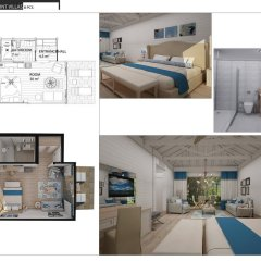Отель Nirvana Lagoon Villas Suites & Spa 5* Вилла с различными типами кроватей фото 10