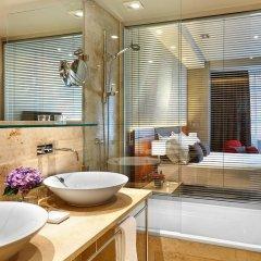Gran Hotel Domine Bilbao 5* Улучшенный номер с различными типами кроватей фото 12