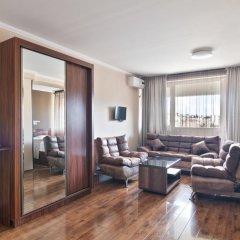 Отель Tbilisi Central by Mgzavrebi 3* Номер Делюкс с различными типами кроватей фото 3