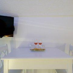 Отель Abyssanto Suites & Spa 4* Улучшенные апартаменты с различными типами кроватей фото 21