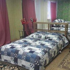 Гостиница Апартотель Лондон-Париж Улучшенные апартаменты с различными типами кроватей фото 7