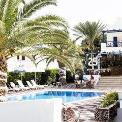 Отель Anezina Villas Греция, Остров Санторини - отзывы, цены и фото номеров - забронировать отель Anezina Villas онлайн бассейн фото 3