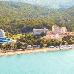 Гостиница АкваЛоо пляж фото 2