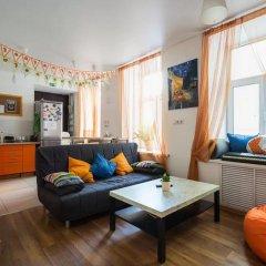 Хостел Online Санкт-Петербург комната для гостей фото 3