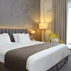 Гостиница Holiday Inn Moscow Seligerskaya 4* Представительский номер с разными типами кроватей фото 4