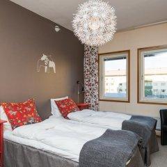 Отель Hotell Fridhemsgatan 3* Стандартный номер с различными типами кроватей фото 4