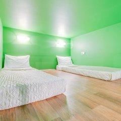 Мини-отель 15 комнат 2* Номер Делюкс с разными типами кроватей фото 13