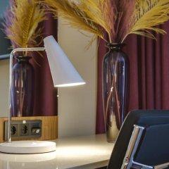 Radisson Blu Hotel Oslo Alna 4* Улучшенный номер с различными типами кроватей фото 3