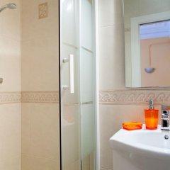Отель Hostal Pensio 2000 ванная