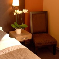 Отель Martins Brugge 3* Номер Charming с различными типами кроватей фото 4