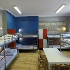 New World St. Hostel Кровать в общем номере фото 5