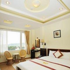 Отель Thi Thao Gardenia Улучшенный номер