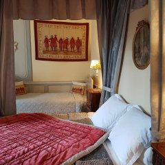Отель Château De Beaulieu Сомюр комната для гостей фото 4