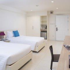 Отель Le Tada Residence 3* Улучшенный номер фото 8