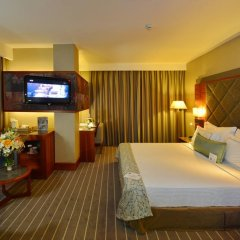 Tugcan Hotel 5* Стандартный номер с различными типами кроватей фото 7