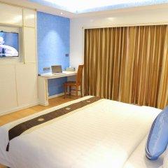 Отель Achada Beach Pattaya 3* Номер Делюкс с различными типами кроватей фото 11