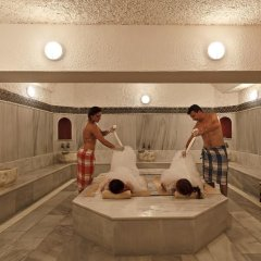 Отель Altin Yunus Cesme Чешме сауна