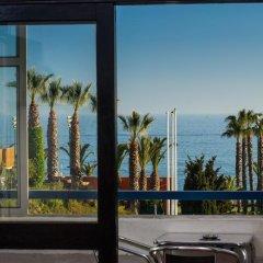Отель Apartamentos Azul Mar Португалия, Албуфейра - отзывы, цены и фото номеров - забронировать отель Apartamentos Azul Mar онлайн балкон
