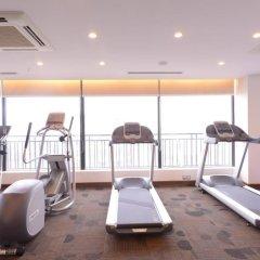 Отель The Ann Hanoi фитнесс-зал фото 2