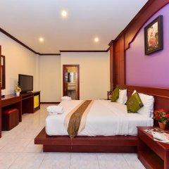 Отель Art Mansion Patong 3* Стандартный номер с двуспальной кроватью фото 14