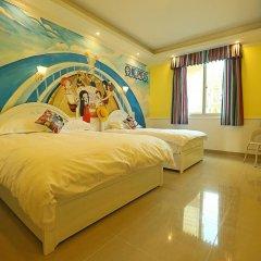Отель Xiamen Blue Shell Homestay Китай, Сямынь - отзывы, цены и фото номеров - забронировать отель Xiamen Blue Shell Homestay онлайн комната для гостей фото 4