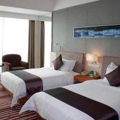 Huaqiang Plaza Hotel Shenzhen 4* Улучшенный номер с различными типами кроватей фото 2
