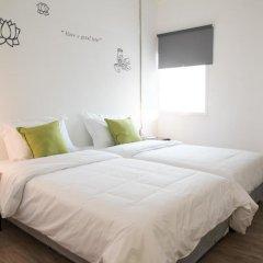 Отель Bed & Body Bangkok 2* Стандартный номер с различными типами кроватей фото 2