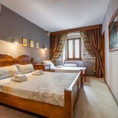 Отель Guest House Forza Lux 4* Стандартный номер с различными типами кроватей фото 4