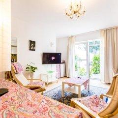 Апартаменты Apartment City - Deutz - Deutzer Brücke Кёльн комната для гостей фото 5